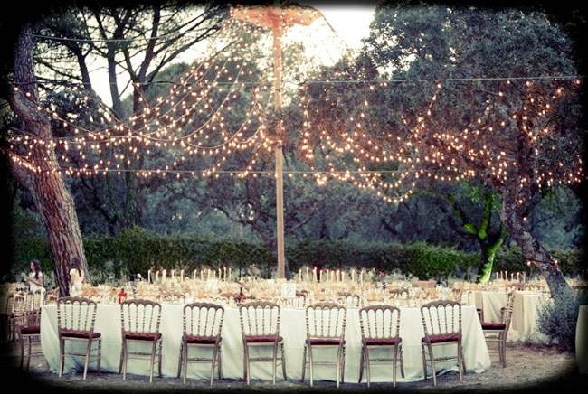 Wedding Decoration: How Lights Can Help You